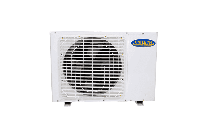 Wall type air conditioner(Outdoor)