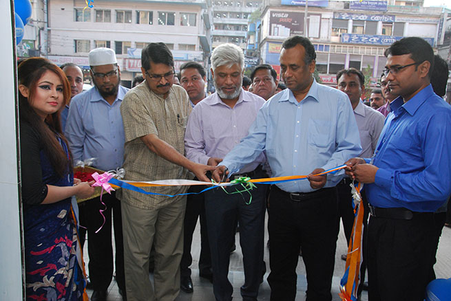 Unitech air conditioner's Showroom Inauguaration
